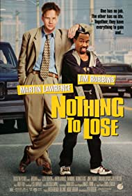 Tim Robbins and Martin Lawrence in Nothing to Lose (1997)