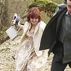 Sheridan Smith and Daniel Mays in Mrs Biggs (2012)