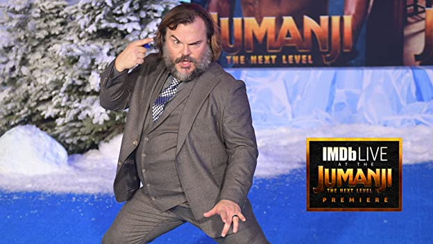IMDb LIVE at the Jumanji: The Next Level Premiere (2019-)