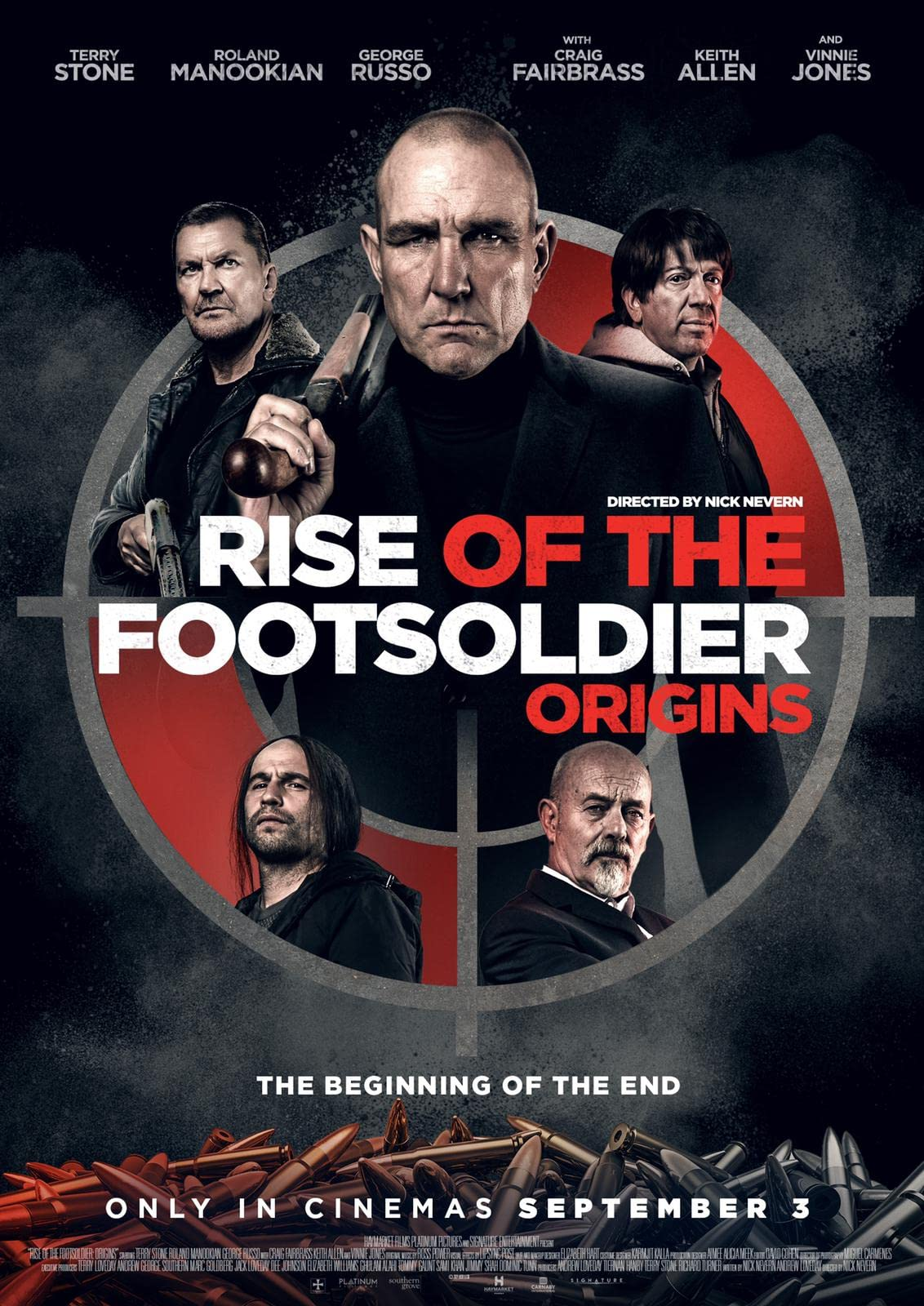 Rise of the Footsoldier: Origins (2021)