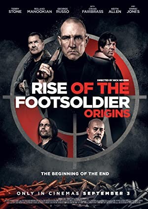 Rise of the Footsoldier: Origins Poster