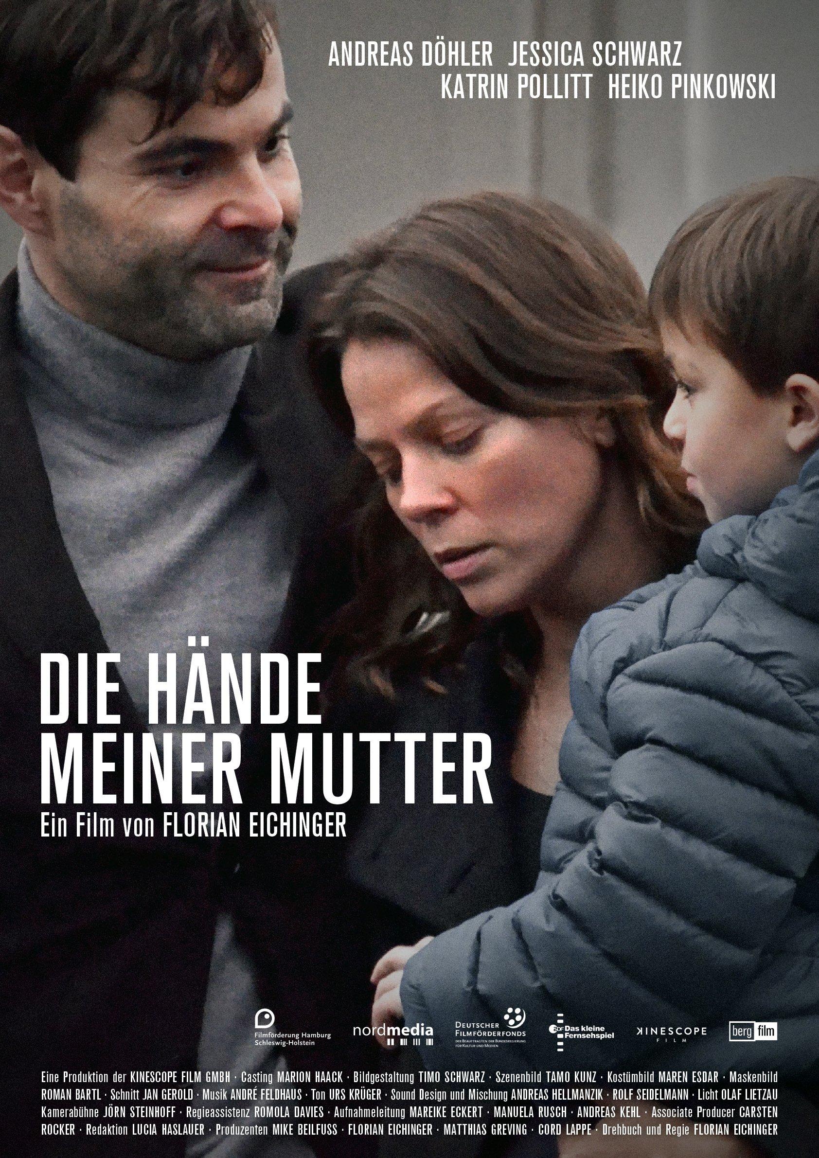 Jessica Schwarz and Andreas Döhler in Die Hände meiner Mutter (2016)