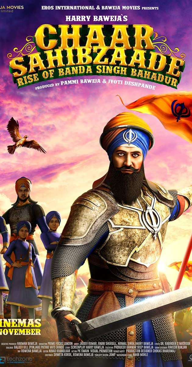 Chaar Sahibzaade - Rise of Banda Singh Bahadur 1 full movie download in hd