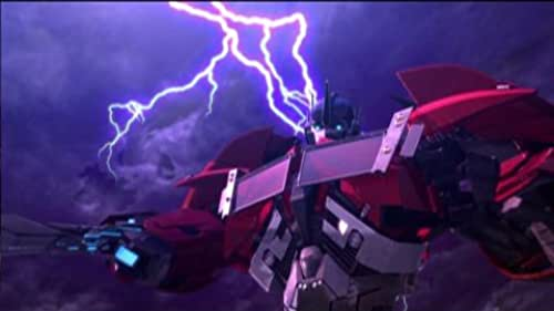 Trailer for Transformers Prime: One Shall Stand