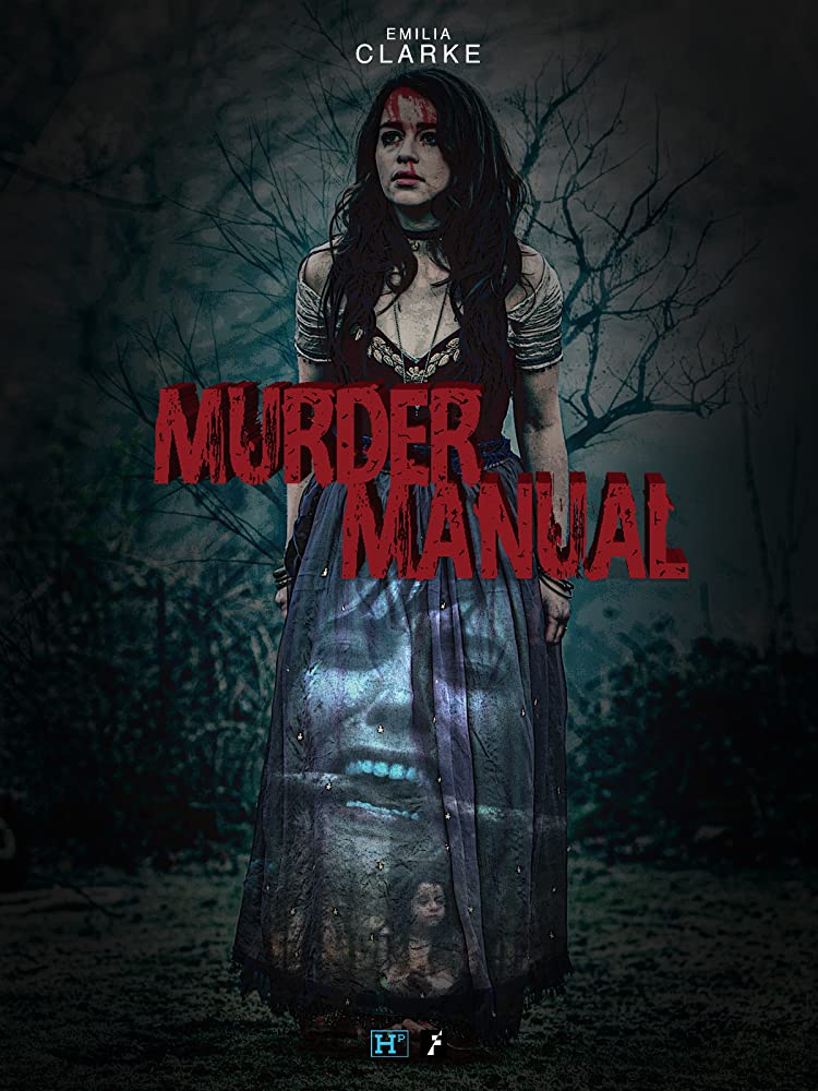 Emilia Clarke in Murder Manual (2020)
