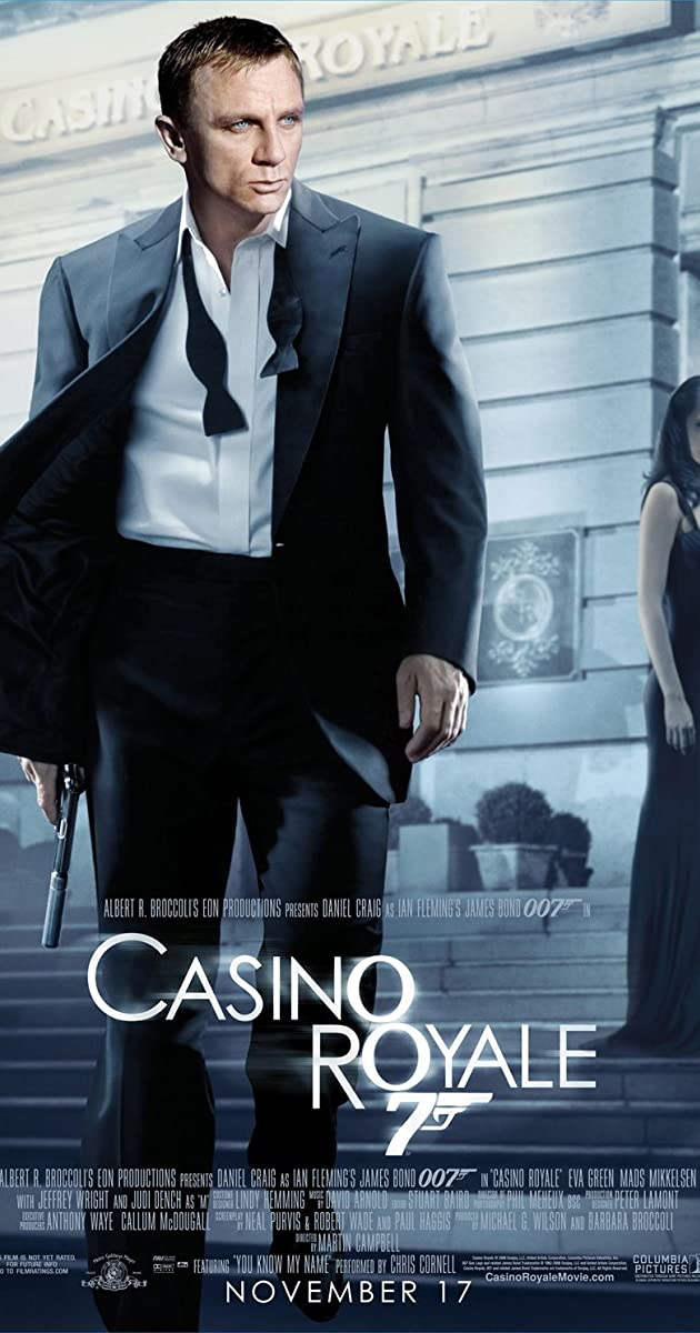 film casino royale 2006