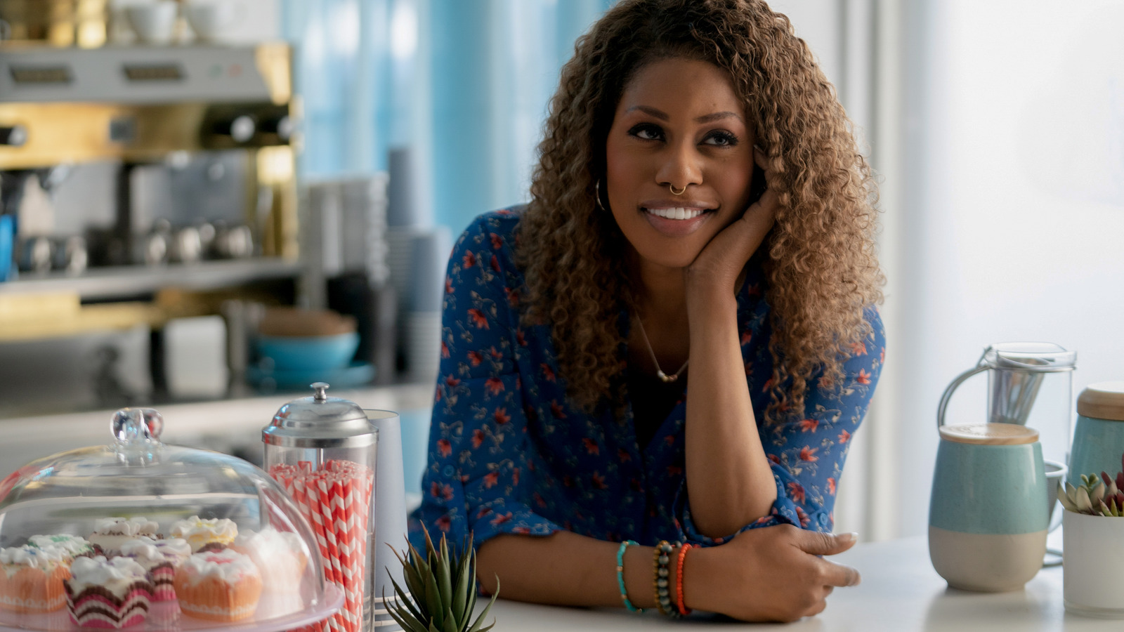 Laverne Cox in Promising Young Woman (2020)