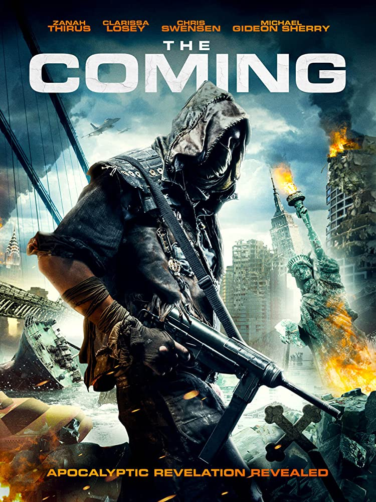 The Coming 2020 English 720p HDRip 795MB Download