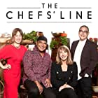 Mark Olive, Maeve O'Meara, Dan Hong, and Melissa Leong in The Chefs Line (2017)