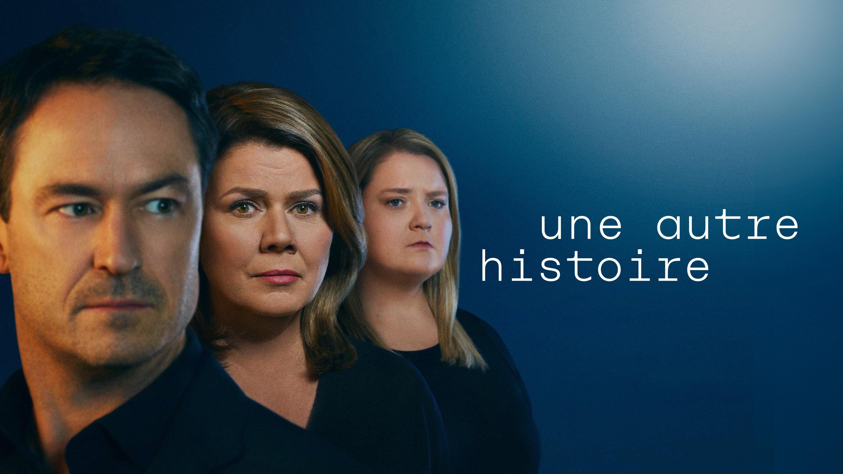 Marina Orsini, Sébastien Ricard, and Debbie Lynch-White in Une autre histoire (2019)