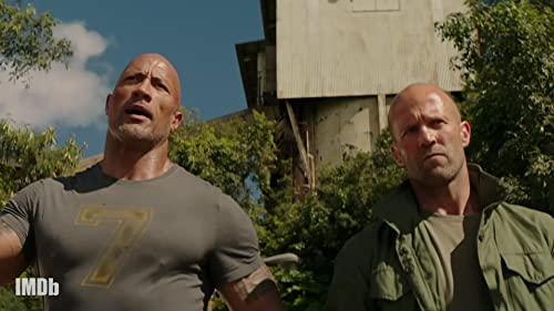 Hobbs and Shaw Character Supercut