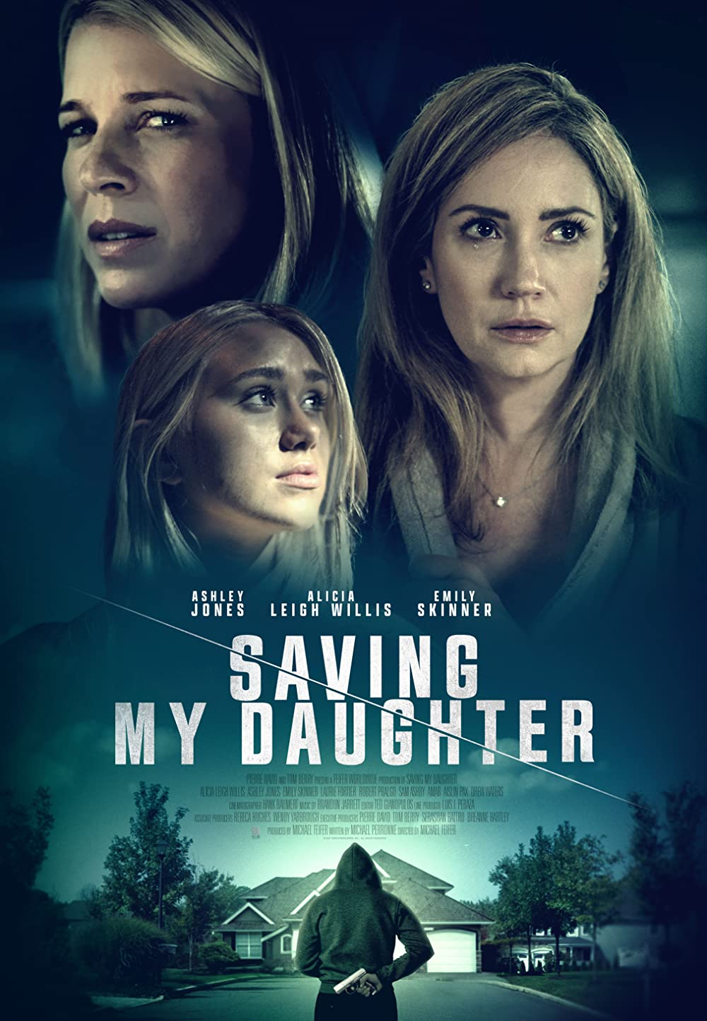 Saving My Daughter 2021 English HDRip 290MB Download