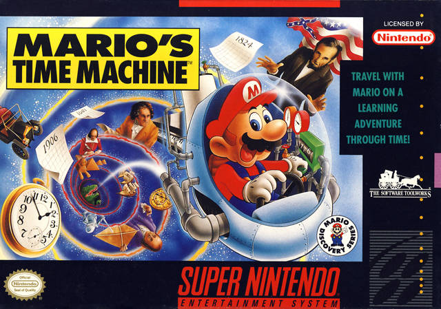 Mario's Time Machine (1993)