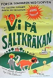 Vi på Saltkråkan Poster