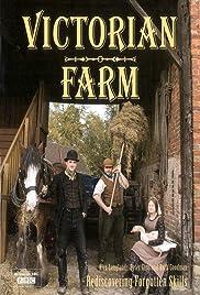 Victorian Farm Poster