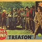 Robert Ellis, Hank Bell, Shirley Grey, Buck Jones, and Art Mix in Treason (1933)