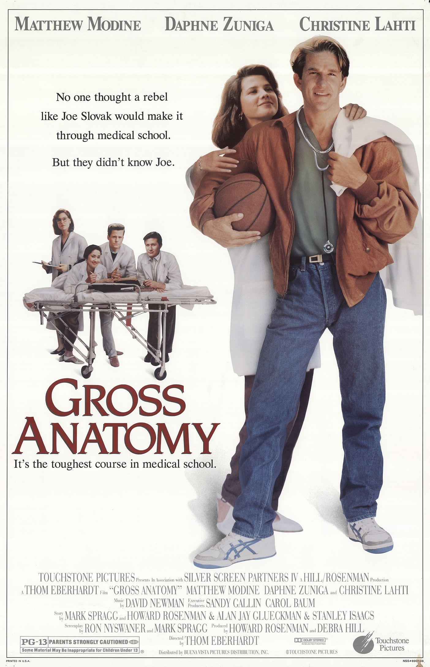 Gross Anatomy 1989 Imdb