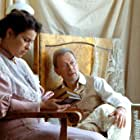 Wladyslaw Kowalski and Danuta Stenka in Lózko Wierszynina (1997)