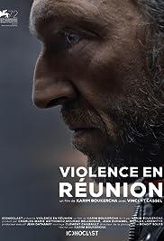 Violence en réunion Poster