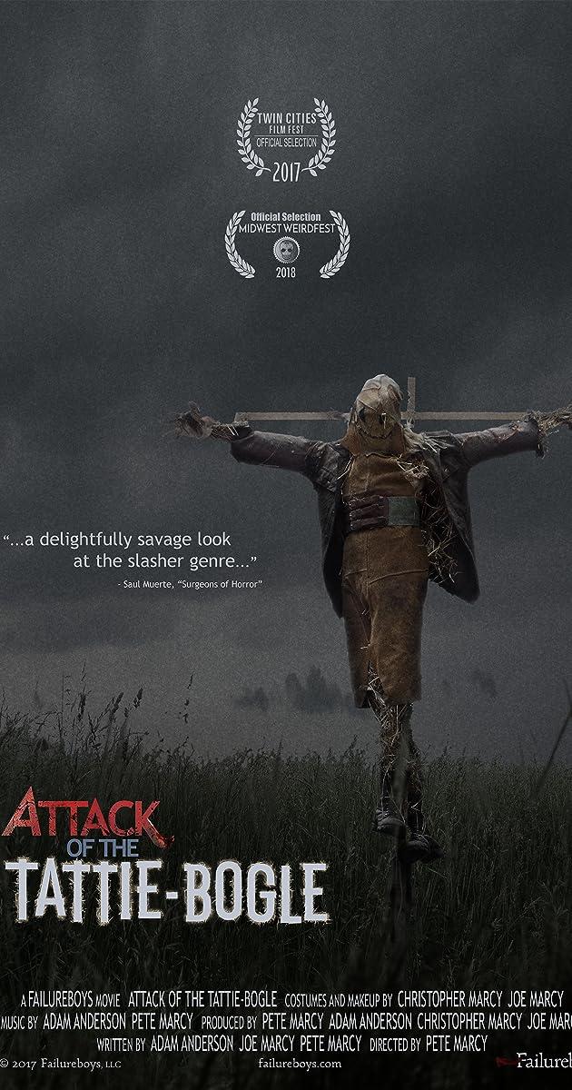 Subtitle of Attack of the Tattie-Bogle