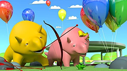 Download gratuito di film hollywood gratuiti Dino the Dinosaur: Learn colors and shapes with Dino: The Contest Learn Shapes-Playing with a Bubble Machine [1080p] [iTunes] [1080pixel] (2017)