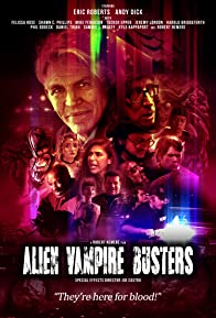 Primary photo for Alien Vampire Busters