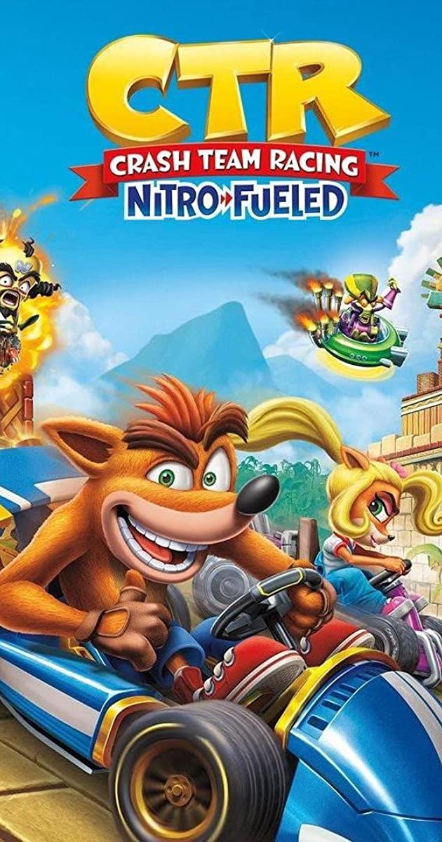 Crash Team Racing: Nitro-Fueled (Video Game 2019) - Full