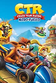 Crash Team Racing: Nitro-Fueled Poster
