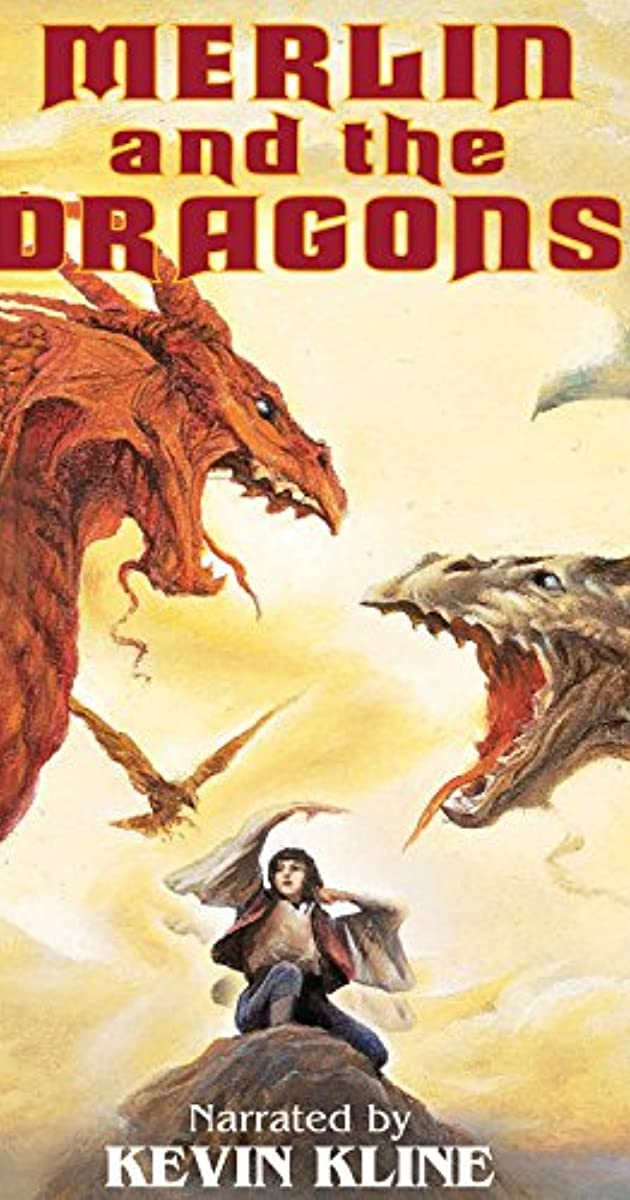 Merlin Dragon: Merlin And The Dragons (TV Movie 1991)
