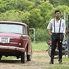 Naveen Polishetty and Shruti Sharma in Agent Sai Srinivasa Athreya (2019)