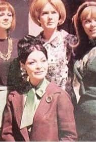 Yolanda Méndez, María Grazia Bianchi, Cinthia Lavalle, and Sonia Glenn in El amor tiene cara de mujer (1964)