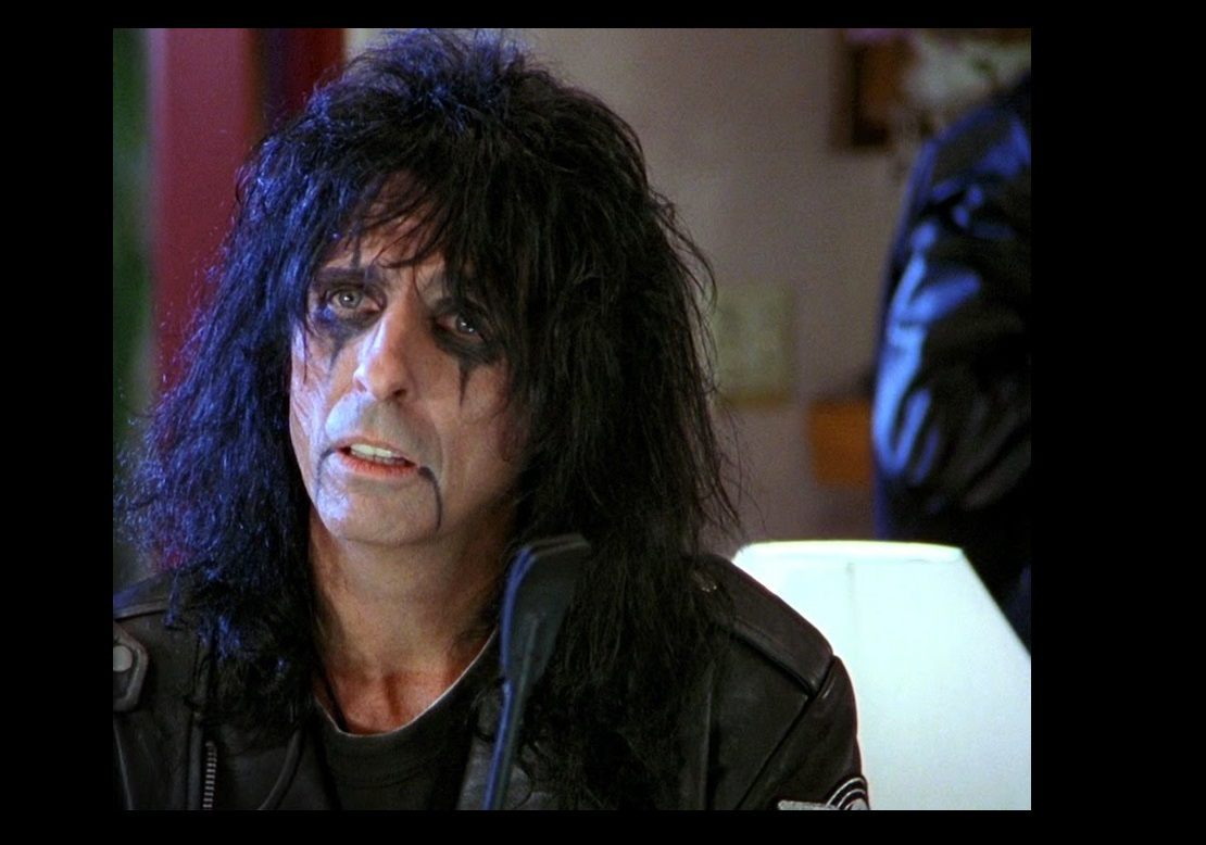 Alice Cooper in Waynes World 1992