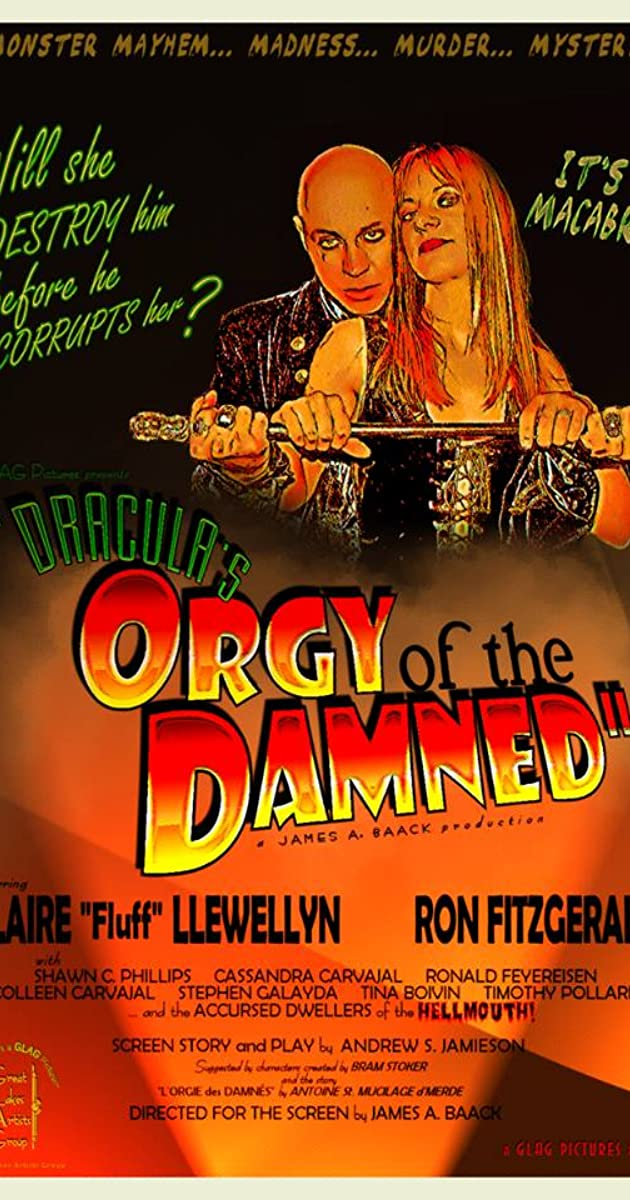 Draculas Orgy of The Damned