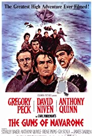 The Guns of Navarone (1961) Poster - Movie Forum, Cast, Reviews