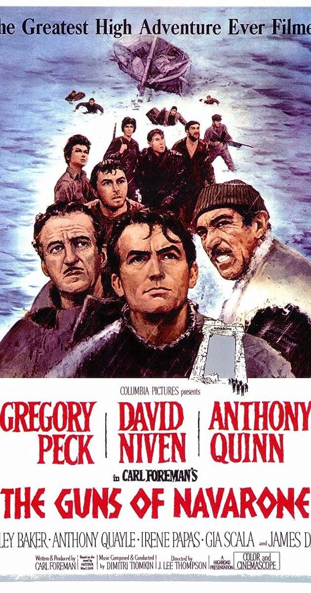 Subtitle of The Guns of Navarone