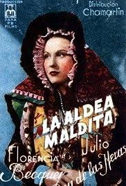 La aldea maldita Poster