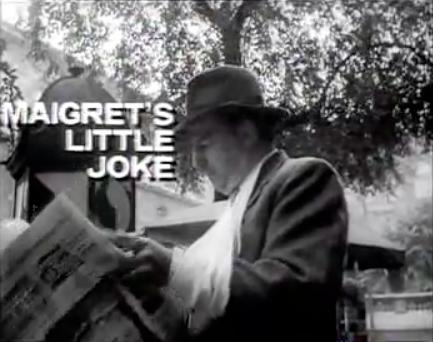 Rupert Davies in Maigret (1960)