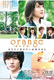 Orange(2015) Poster - Movie Forum, Cast, Reviews