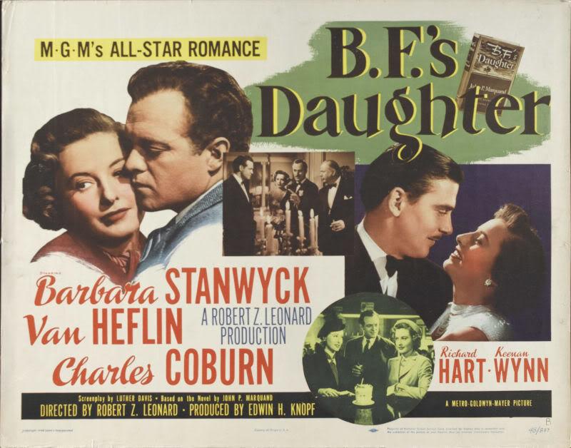 B.F.'s Daughter (1948)