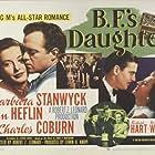 Van Heflin, Barbara Stanwyck, Charles Coburn, Richard Hart, and Keenan Wynn in B.F.'s Daughter (1948)