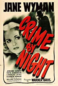 Jane Wyman in Crime by Night (1944)