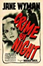 Crime by Night (1944) Poster