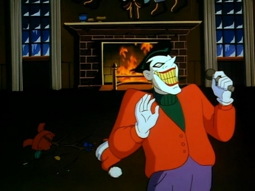 Christmas With The Joker.Christmas With The Joker 1992