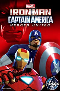 Iron Man and Captain America: Heroes United full movie online free