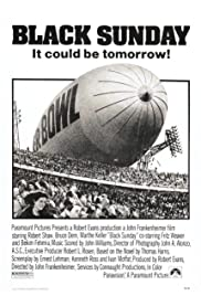Black Sunday Poster