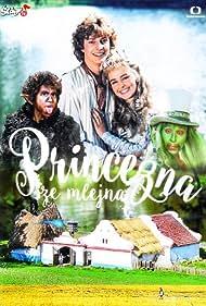 Yvetta Blanarovicová, Andrea Cerná, Radek Valenta, and Jakub Zindulka in Princezna ze mlejna (1994)
