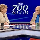 Terry Meeuwsen and Pat Robertson in The 700 Club (1966)