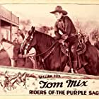 Tom Mix and Arthur Morrison in Riders of the Purple Sage (1925)