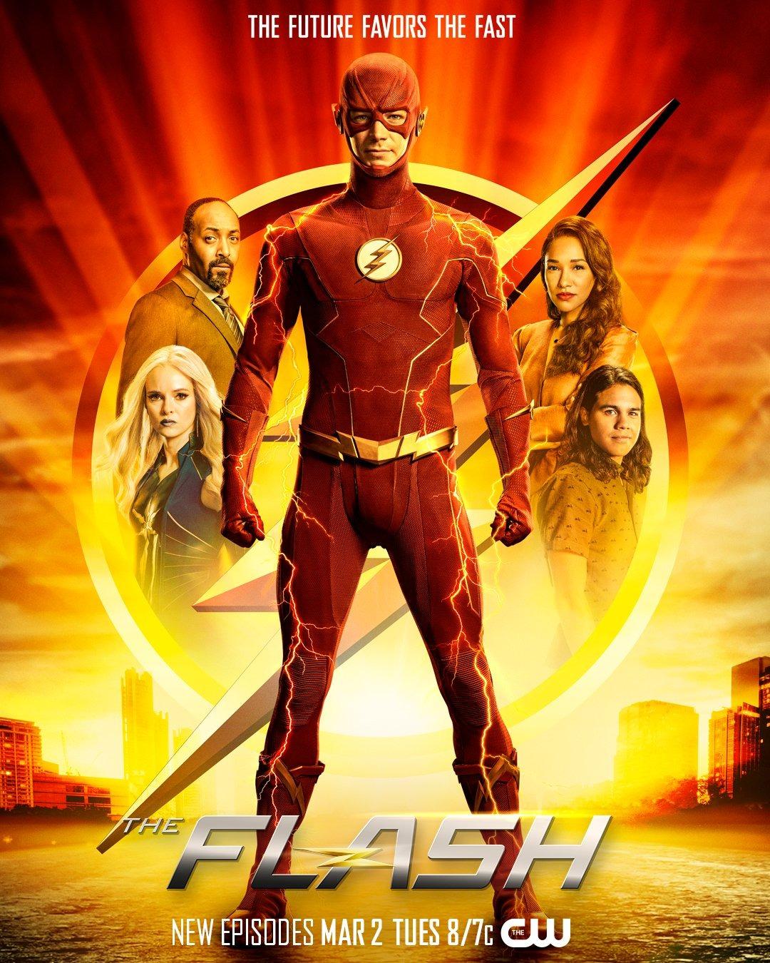 The Flash Tv Series 2014 Imdb