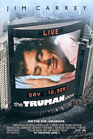 poster for The Truman Show